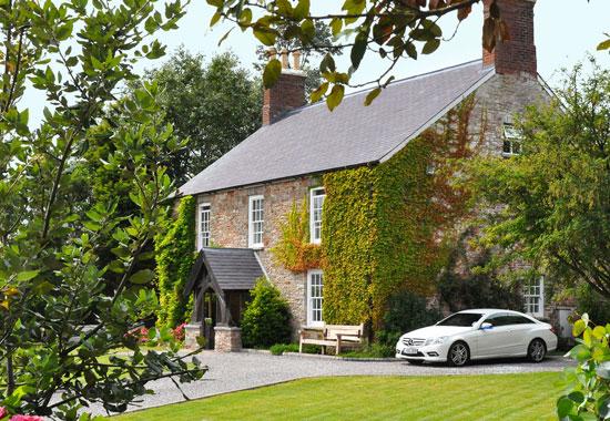 Swanbridge House